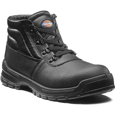 Dickies Mens Redland II Safety Boots Black