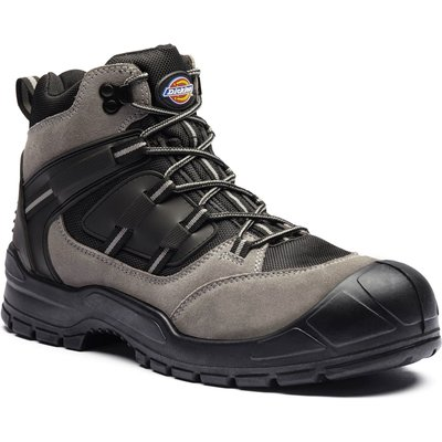 Dickies Mens Everyday Safety Work Boots Grey