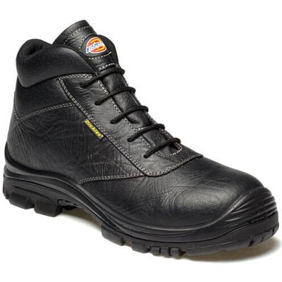 Dickies Mens Fractus Safety Boots Black