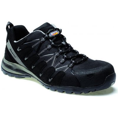 Dickies Mens Tiber Safety Trainers Black