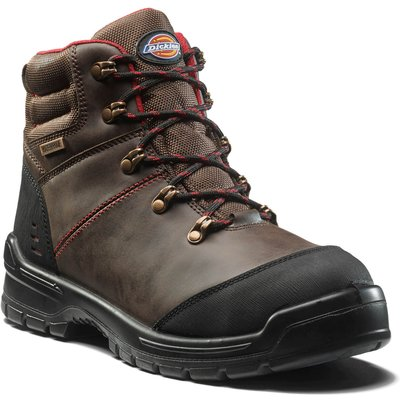 Dickies Mens Cameron Safety Boots Brown