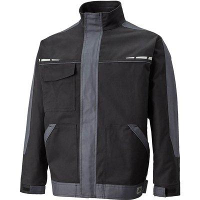 Dickies Mens GDT Premium Jacket Black / Grey S