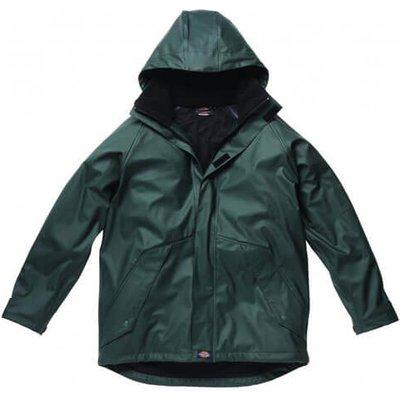 Dickies Mens Raintite Jacket Green 3XL