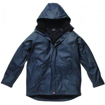 Dickies Mens Raintite Jacket Navy 3XL