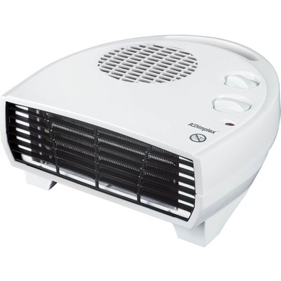 5011139037817 | Dimplex DXFF30TSN Electric Fan Heater with Thermostat   Frost Protection 3000w 240v Store