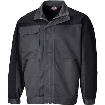 Dickies Mens Everyday CVC Jacket Grey L