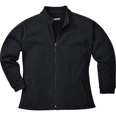 Portwest Ladies Aran Fleece Black S