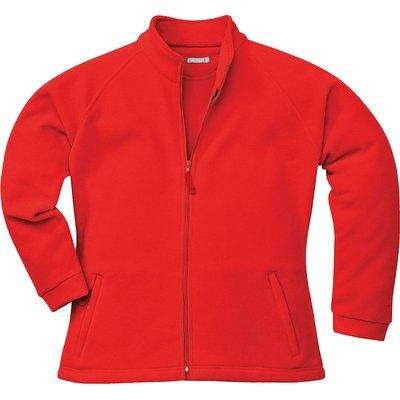 Portwest Ladies Aran Fleece Red L