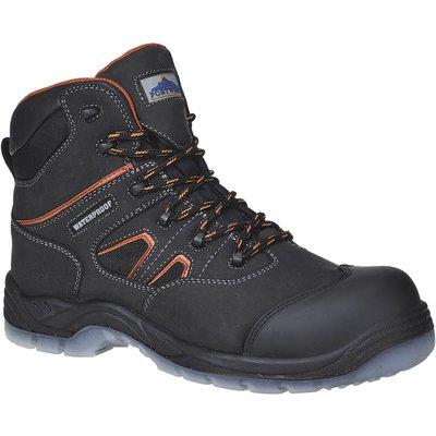 Portwest Pro Mens AQUA S3 Composite Air Safety Boots Black