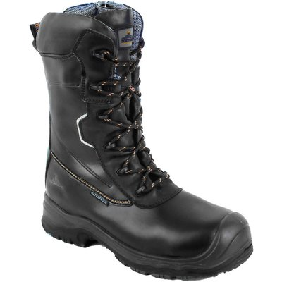 Portwest Pro Mens Tractionlite S3 Safety Boots Black