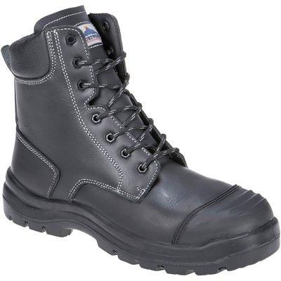Portwest Pro Mens Eden S3 Safety Boots Black