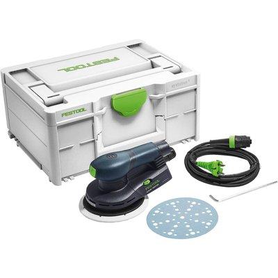 Festool ETS EC 150/5 EQ Plus Eccentric Sander 150mm 240v