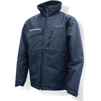 Festool Fan Mens Winter Jacket Blue M
