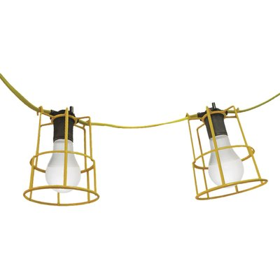 Faithfull LED Festoon Lighting Kit 110v - 5023969313436