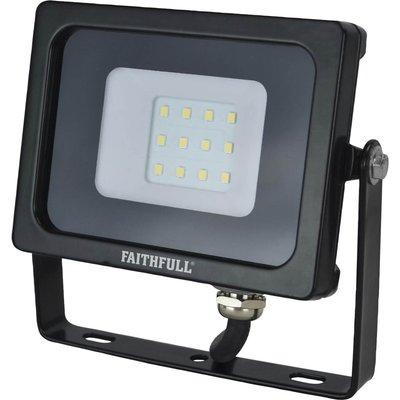 Faithfull Power Plus 10W SMD LED Floodlight - 5023969315393