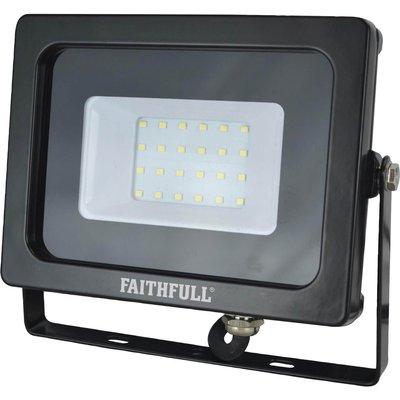 Faithfull Power Plus 20W SMD LED Floodlight - 5023969315409