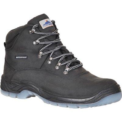 Steelite Mens Aqua S3 All Weather Safety Boots Black