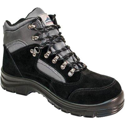 Steelite Mens Aqua S3 All Weather Hiker Safety Boots Black