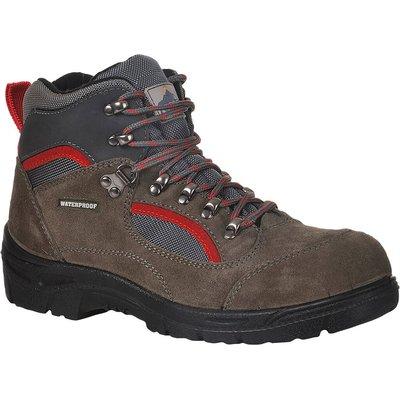 Steelite Mens Aqua S3 All Weather Hiker Safety Boots Grey