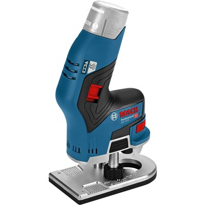 Bosch GKF 12 V-8 12v Cordless Fixed Base Palm Router No Batteries No Charger No Case
