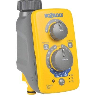 Hozelock Sunrise / Sunset Programmable Sensor Water Timer 21mm, 26mm & 33mm