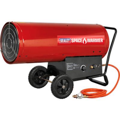 Sealey LP401 Space Warmer Propane Heater - 5054511017144