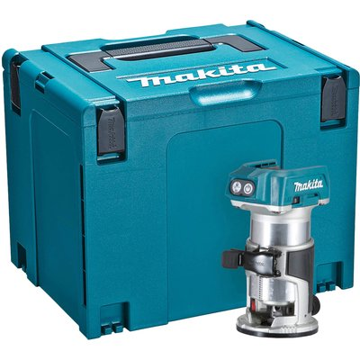 Makita DRT50 18v LXT Cordless Brushless Router Trimmer No Batteries No Charger Case