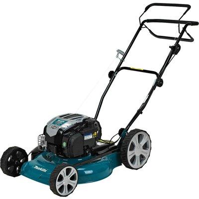 Makita PLM5121N2 Mulching Petrol Rotary Lawnmower 560mm - 088381826600
