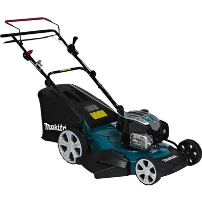 Makita PLM5600N2 Petrol Rotary Lawnmower 560mm - 088381826631