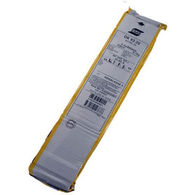 ESAB OK 63.20 316L Stainless Steel Welding Rods 2.5mm