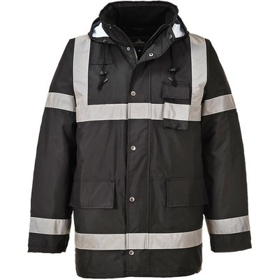 Iona Lite Mens Extreme Cold Jacket Black S