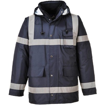 Iona Lite Mens Extreme Cold Jacket Navy M