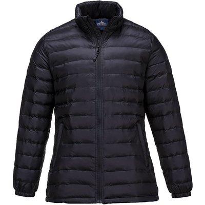 Portwest Ladies Aspen Padded Jacket Black L