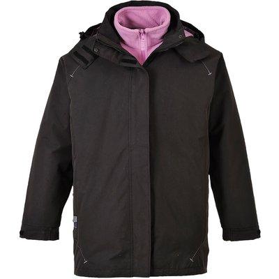 Portwest Elgin S571 Ladies Jacket Black L
