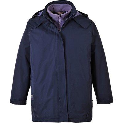 Portwest Elgin S571 Ladies Jacket Navy L