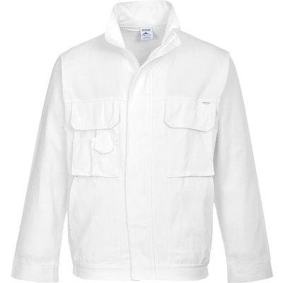 Portwest Painters Jacket White L
