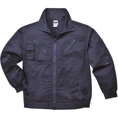 Portwest Action Jacket Black Navy L