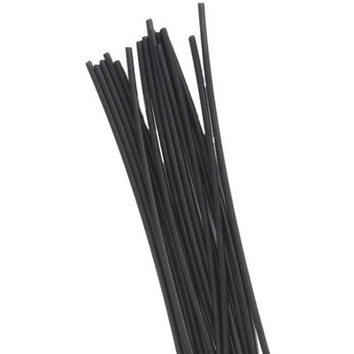 Steinel HDPE Plastic Black Heat Welding Rod 100g