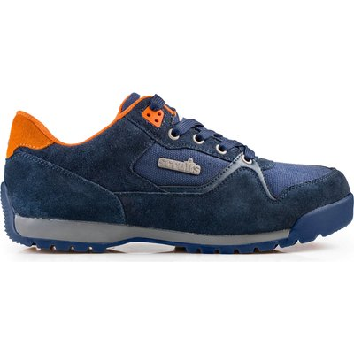 Scruffs Halo 2 Safety Trainers Navy