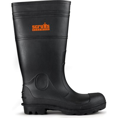 Scruffs Hayeswater Rigger Safety Boot Black
