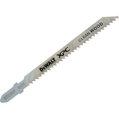DeWalt XPC T101BR Bi Metal Cutting Jigsaw Blades for Wood Pack of 5