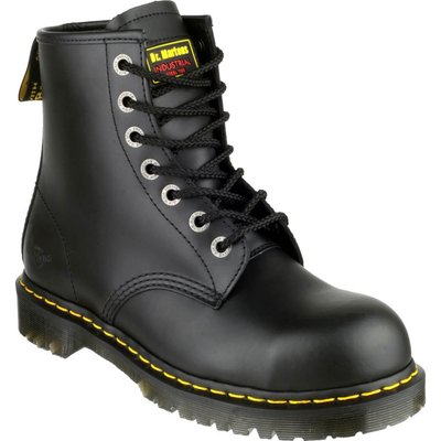 Dr Martens Mens Icon 7B10 Safety Boots Black