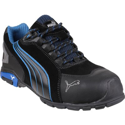 Puma Mens Safety Rio Low Safety Boots Black