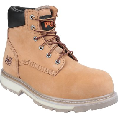 Timberland Pro Mens Traditional Safety Boots Wheat