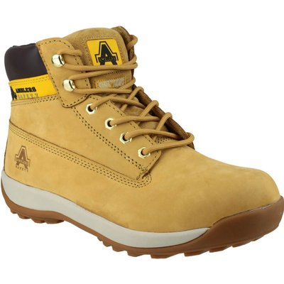 Amblers Mens Safety FS102 Safety Boots Honey
