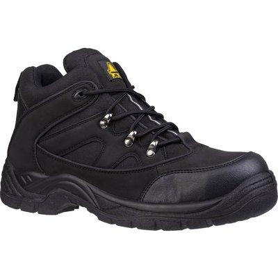 Amblers Mens Safety FS151 Vegan Friendly Safety Boots Black