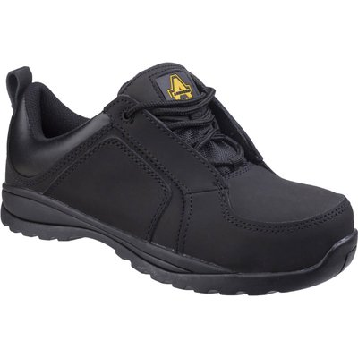 Amblers Safety FS59C Metal Free Lace Up Safety Trainer Black