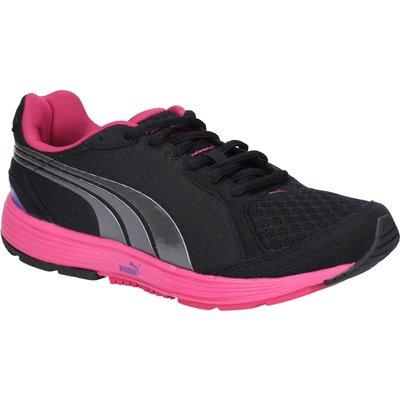 Puma Descendent Ladies Trainer Black / Pink