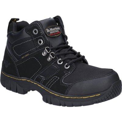 Dr Martens Mens Benham Safety Boots Black