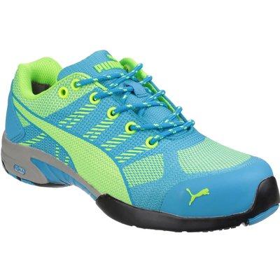 Puma Safety Celerity Knit Ultra Lightweight Safety Trainer Blue